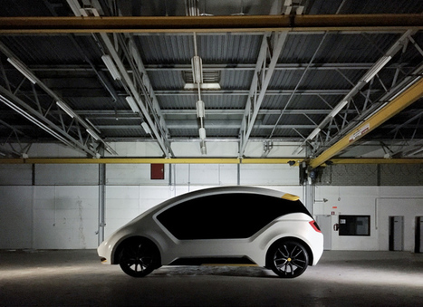 This new electric car is designed for a $37 weekly subscription service | Heron | Scoop.it
