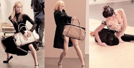 Nina Ricci dévoile sa collection de sacs « Ballet » - So Trendy   Mon petit journal de la danse à Paris et parfois ailleurs   Scoop.it