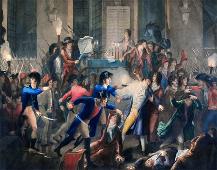 27 juillet 1794 - Arrestation de Robespierre | Racines de l'Art | Scoop.it