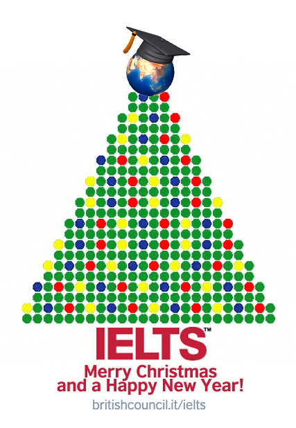 Merry Christmas and Happy New Year! | IELTS | Scoop.it