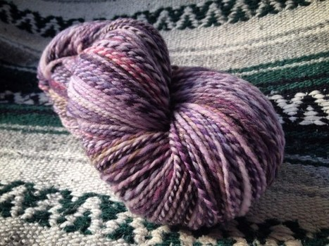 FO Friday – Snow Lightning | Spinning, Weaving and Knitting | Scoop.it