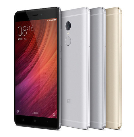 $135 Redmi Note 4 Helio X20 Deca-core Smartphone Includes a 4,100 mAh Battery | Embedded Systems News | Scoop.it