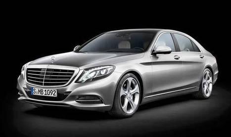 Mercedes Classe « S », c'est elle qui conduit !   Actualités Mercedes au Maroc   Scoop.it