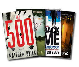 Crime fiction round-up: Variety the spice of murder - Morning Star Online | Read Ye, Read Ye | Scoop.it