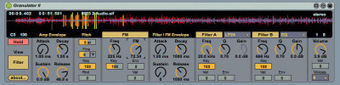 Free Max For Live Synth, Granulator II | Being a disc jockey and musician In Seattle | Scoop.it