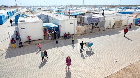 How to Build a Perfect Refugee Camp | Syrische Flüchtlinge | Scoop.it