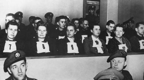 1945, les derniers secrets: les femmes, complices du nazisme | Voir et prier | Scoop.it