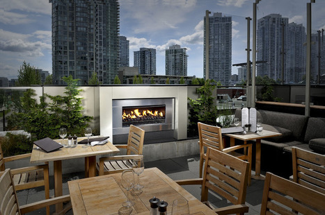 Enhance your outdoor living space with an outdoor fire | Escea Gas ... | Outdoor Living | Scoop.it