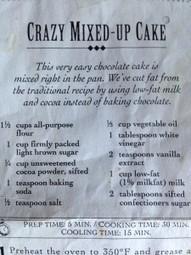 The best vegan chocolate cake recipe ever! | My Vegan recipes | Scoop.it