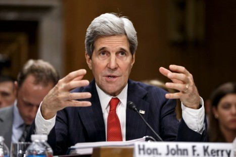 Kerry Admits Taliban Commanders Could Return To Battlefield…   What in the world is going on ?   Scoop.it