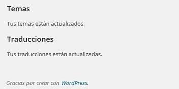 WordPress 4.0: Solucionar error de traducciones no actualizadas - Indixer | teletrabajo y otros recursos | Scoop.it