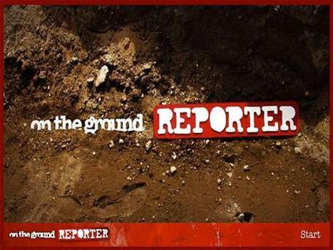 On the Ground Reporter: Darfur ~ New Learning Times | Scriveners' Trappings | Scoop.it