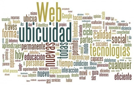 Qué es la Web Ubicua | EduTIC | Scoop.it