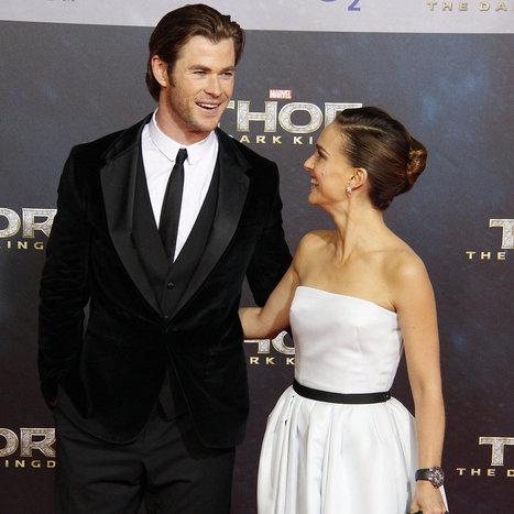 Chris Hemsworth's Best Red Carpet Appearances - POPSUGAR | Fashions And Deals | Scoop.it