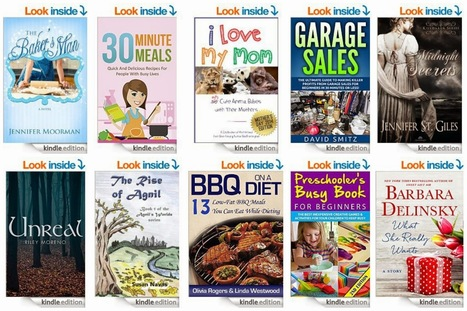 10 Free Kindle Ebooks 5.7.15 | Now that I have your attention... | Scoop.it