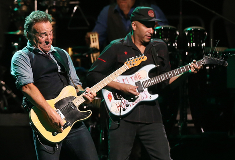 Tom Morello : ' Springsteen Concerts Are Orthopedically Exhausting ' - Rolling Stone | Bruce Springsteen | Scoop.it