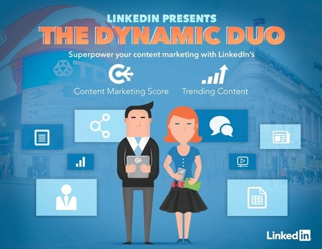 Linkedin e il Content Marketing | Social media culture | Scoop.it