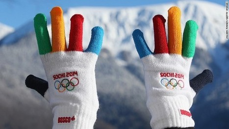Sochi 2014: Snow fest or snooze? 10 reasons to love the Winter Games | Michael DeBruine Current Events Scrapbook | Scoop.it