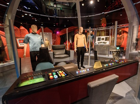 'Star Trek' at 50: How a space saga inspired a generation of scientists, engineers and writers | Física Interessante | Scoop.it