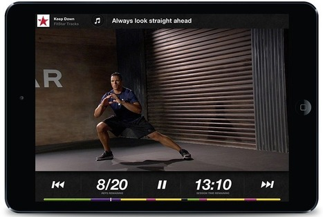 FitStar startup grabs $4M in Serie A funding round from Trinity Ventures | startups | Scoop.it