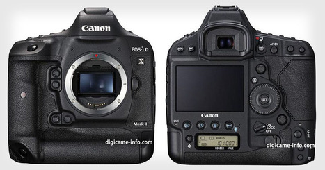 The First Leaked Photos of the Canon 1D X Mark II | xposing world of Photography & Design | Scoop.it