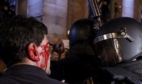 El Consejo de Europa llama la atención al Gobierno por el 'excesivo uso de la fuerza' en las protestas   Responsabilidad, sostenibilidad y redes sociales.   Scoop.it