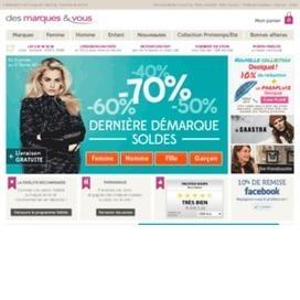 meilleur des code reduction DES MARQUES ET VOUS, Achetez beaucoup moins cher   codes promo   Scoop.it
