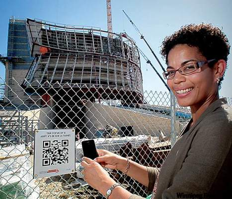 QR codes offer guided tour of new museum | QR-Code and its applications | Scoop.it