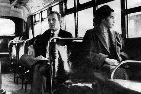 Remembering Rosa Parks on Her 100th Birthday | Rosa Parks and the Montgomery Bus Boycott | Scoop.it