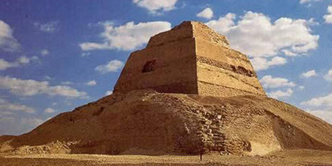 Tourism Authority will set up sound and light show at Meidum Pyramid   Égypt-actus   Scoop.it