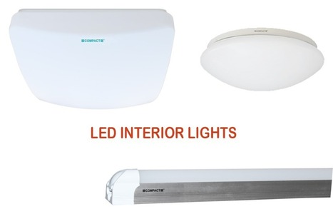 How Led Interior lights are Advantageous over Conventional Tubes? | LED Lighting Products | LED Lights | Scoop.it