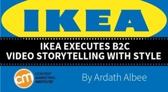 Customer Storytelling by IKEA | Just Story It! Biz Storytelling | Scoop.it