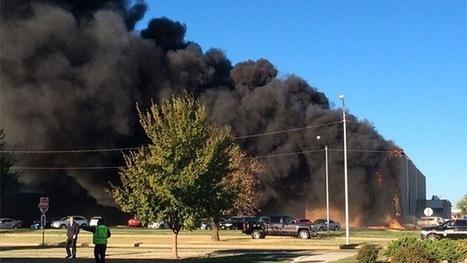 Un avión se estrella contra un edificio aeroportuario en EE.UU. | Noticias | Scoop.it