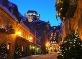 Québec, une destination pour célébrer Noël | Inspiration voyage & tourisme | Scoop.it