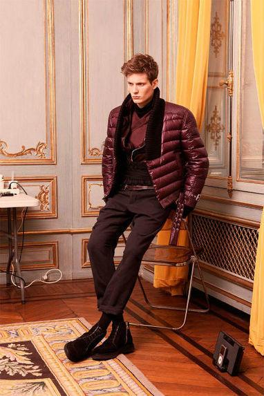 Balmain Fall-Winter 2013-2014 Menswear Lookbook ~ Men Chic- Men's Fashion and Lifestyle Online Magazine   Men Chic   Scoop.it