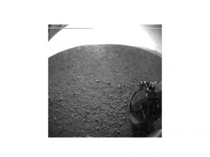 New Mars rover sends higher-resolution image | Knowmads, Infocology of the future | Scoop.it