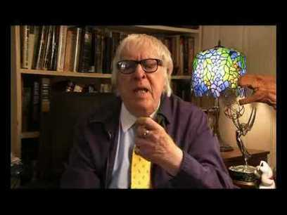 """Ray Bradbury: """"The Things That You Love Should Be Things That You Do."""" """"Books Teach Us That"""" 