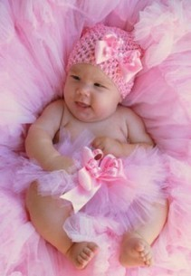 Miss Princess Baby Pink Tutu | Babies Shower Gifts | Scoop.it