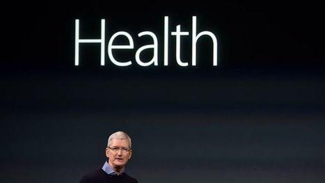 Apple propose aux médecins de créer leurs applis sur mesure | Santé digitale | Scoop.it