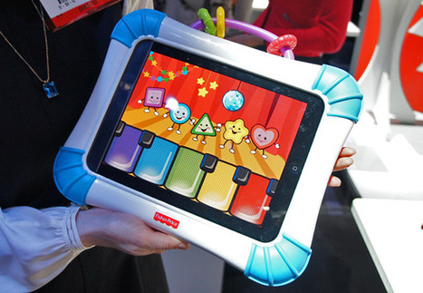 Protect Your iPad From Your Baby With Fisher-Price Apptivity Cases   Winning The Internet   Scoop.it
