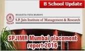 SPJIMR Mumbai placement 2016 over; 100% Placement with higher average salary | All About MBA | Scoop.it