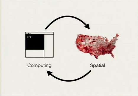 Evolution of the Geospatial Industry: From GIS to Spatial Computing   Inteligencia Geoespacial   Scoop.it