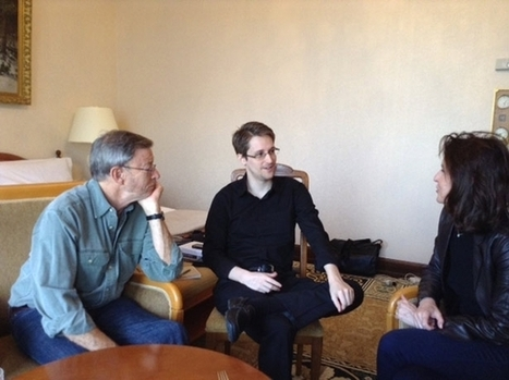 Edward Snowden: A 'Nation' Interview   Basic Income & Negative Income Tax   Scoop.it