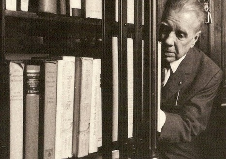 Letras in.verso e re.verso: A biblioteca pessoal de Jorge Luis Borges | Paraliteraturas + Pessoa, Borges e Lovecraft | Scoop.it