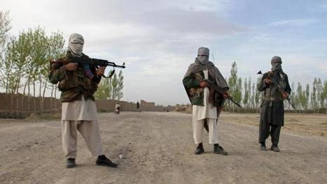 Afghanistan's Taliban Asserts Infrastructure Protection Role | Development Blog Watch | Scoop.it