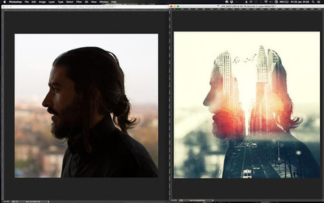 How to Make a Killer Multiple Exposure Portrait Using Photoshop | xposing world of Photography & Design | Scoop.it
