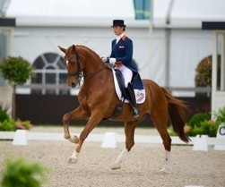 Adelinde and Parzival add luster to Dutch victory - Horses International   Dressage   Scoop.it