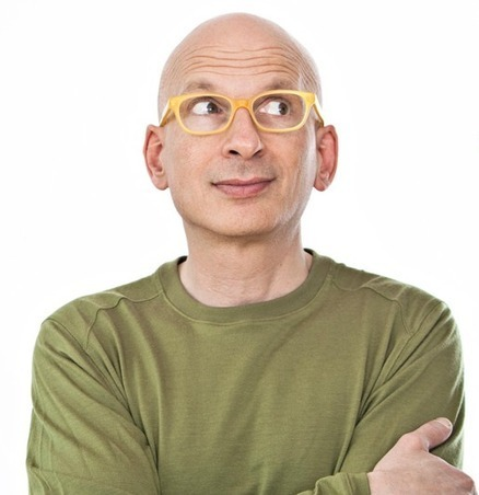 The Weird and Wonderful World According to Seth Godin | MarketingHits | Scoop.it