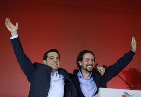 As Neoliberal Forces Lash Out, Solidarity with Syriza is Needed | P2P Foundation | Peer2Politics | Scoop.it