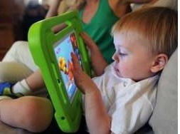 Tech-savvy tots love their apps | iPads, MakerEd and More  in Education | Scoop.it